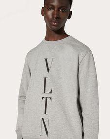 VLTN crew-neck sweatshirt