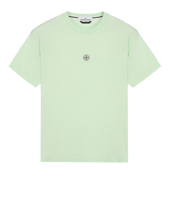 STONE ISLAND Short sleeve t-shirt 2NS93 'INSTITUTIONAL'
