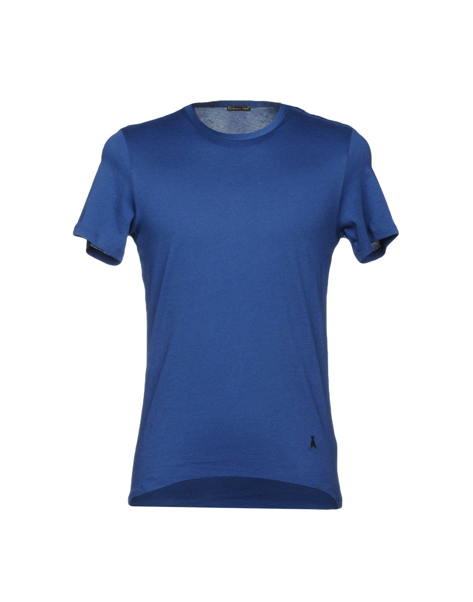 PATRIZIA PEPE Футболка patrizia pepe хлопковая футболка с коротким рукавом