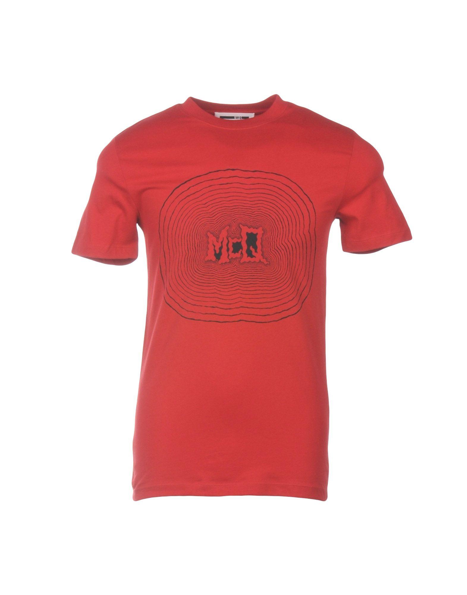 McQ Alexander McQueen Футболка футболка mcq футболка