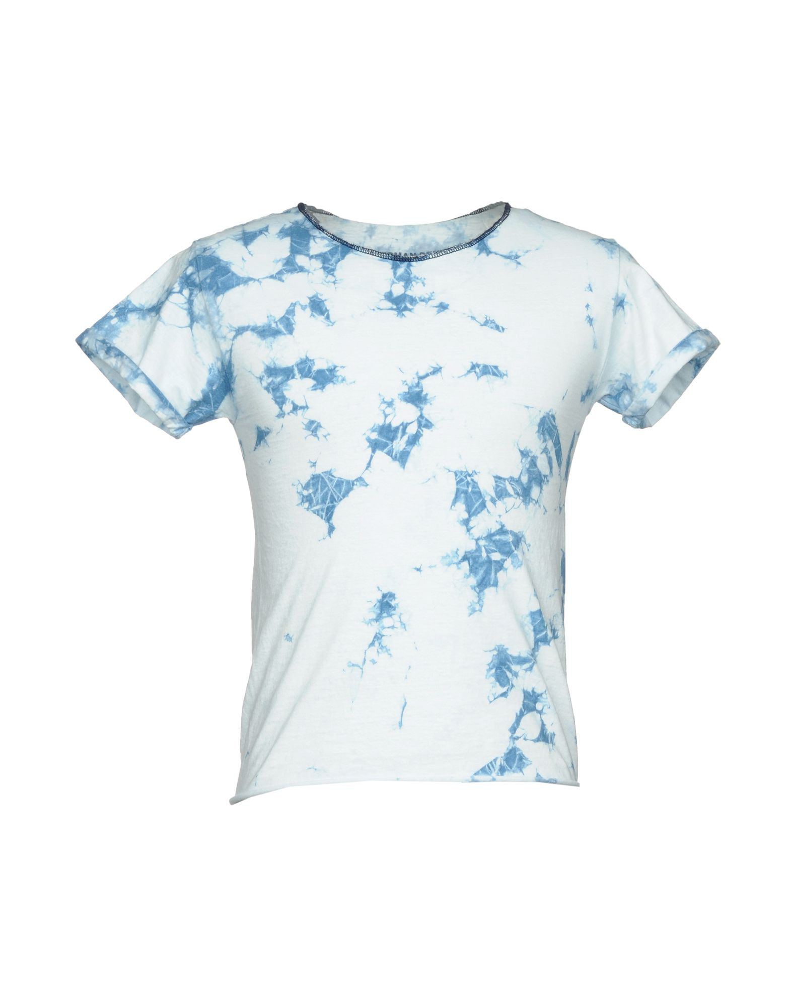 RON HERMAN T-Shirt in Sky Blue