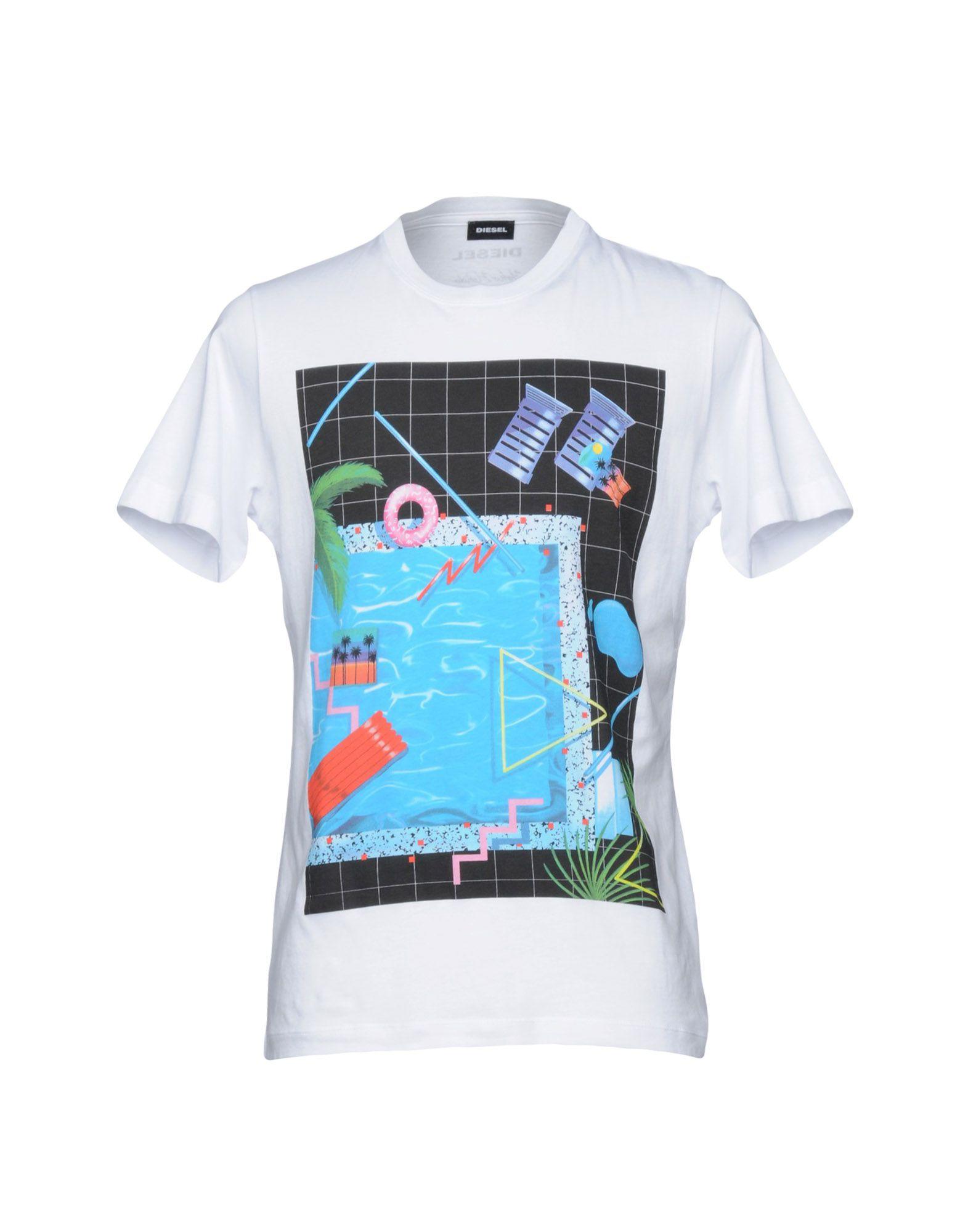 DIESEL Футболка футболка diesel 00s01m 0wady 39v