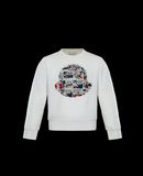 MONCLER SWEATSHIRT - T-shirts - men