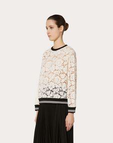 Heavy Lace sweatshirt
