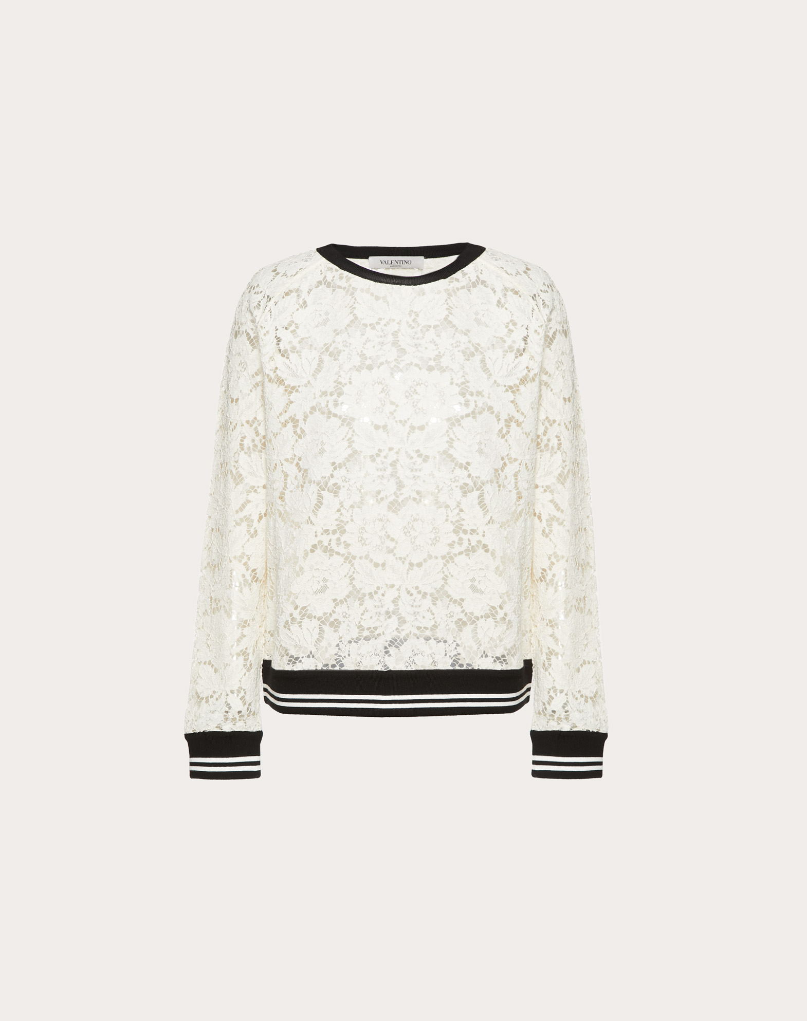 Heavy Lace sweatshirt