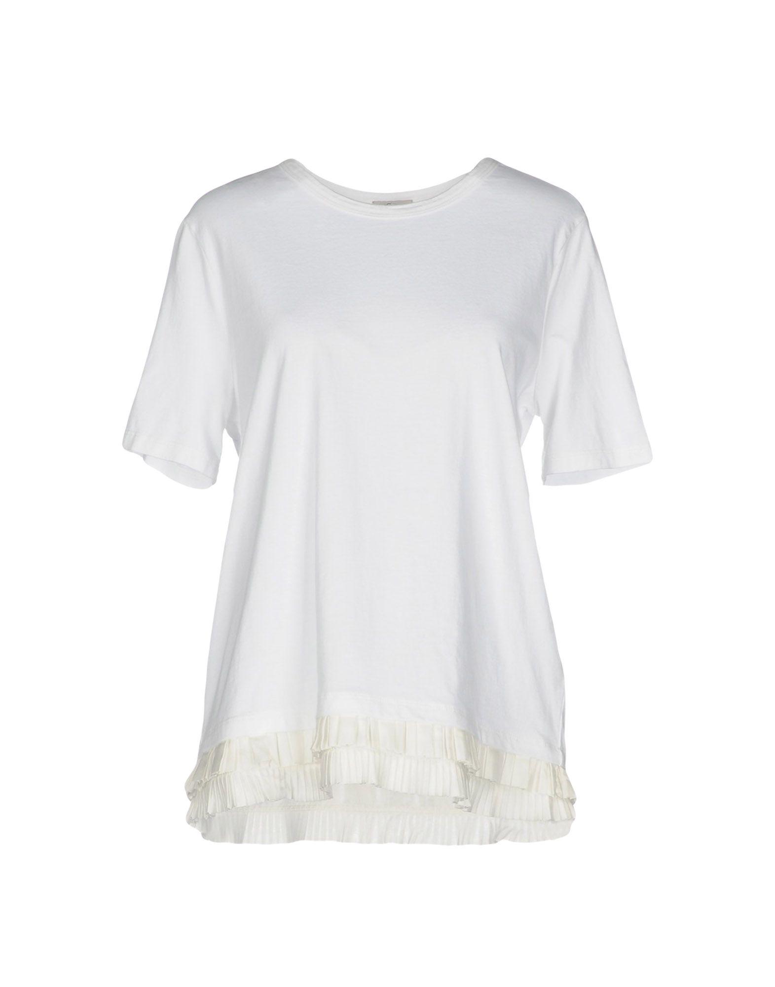 CLU Футболка clu короткое платье