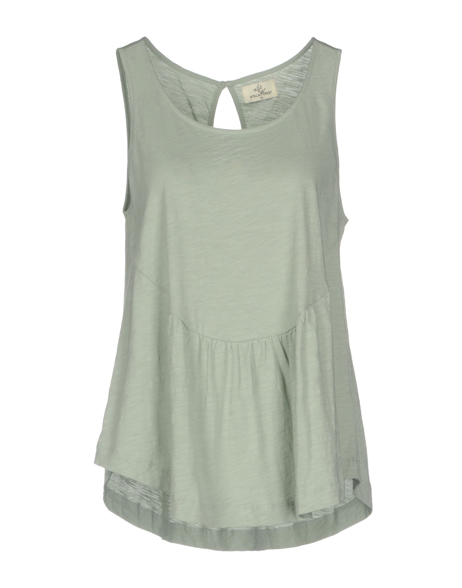 STELLA FOREST Tank Top in Light Green