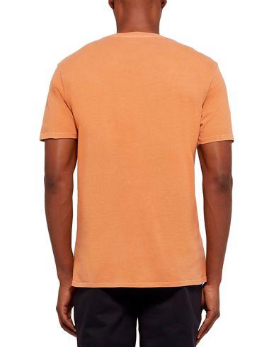 Фото 2 - Женскую футболку  цвет охра
