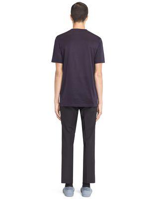 "LANVIN ""AFGHAN HOUND"" T-SHIRT Polos & T-Shirts U d"