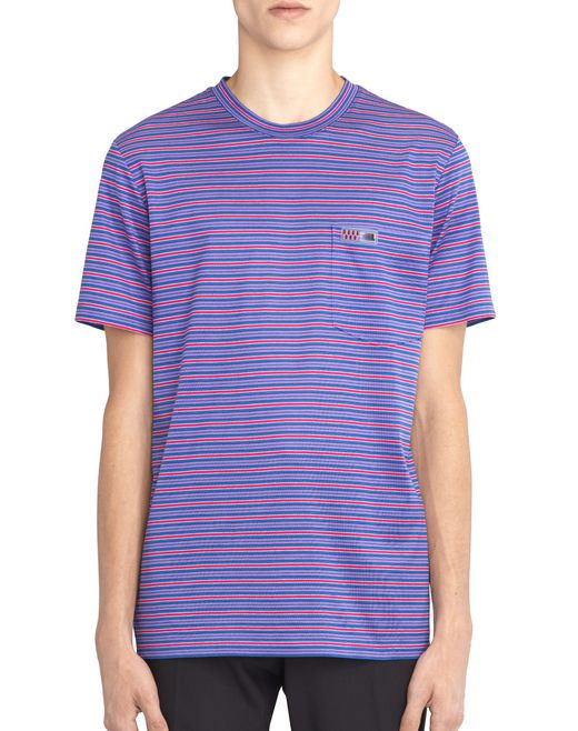 lanvin striped t-shirt men