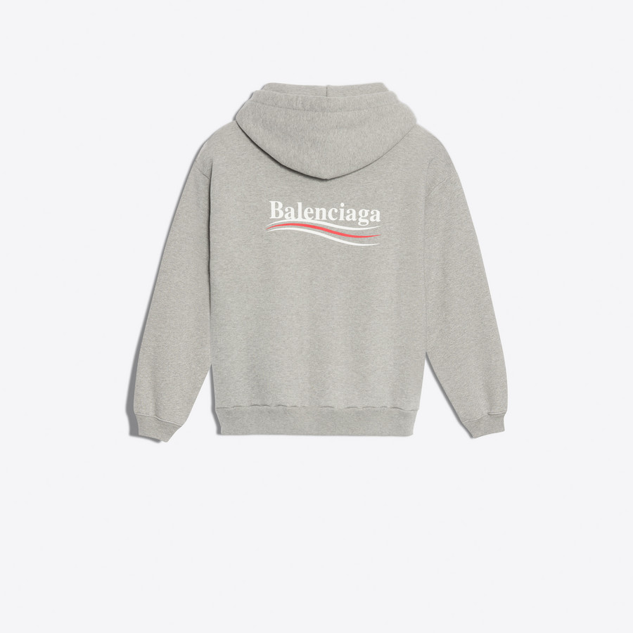 BALENCIAGA Kids - Hoodie Sweater 'Balenciaga' SWEATER E d