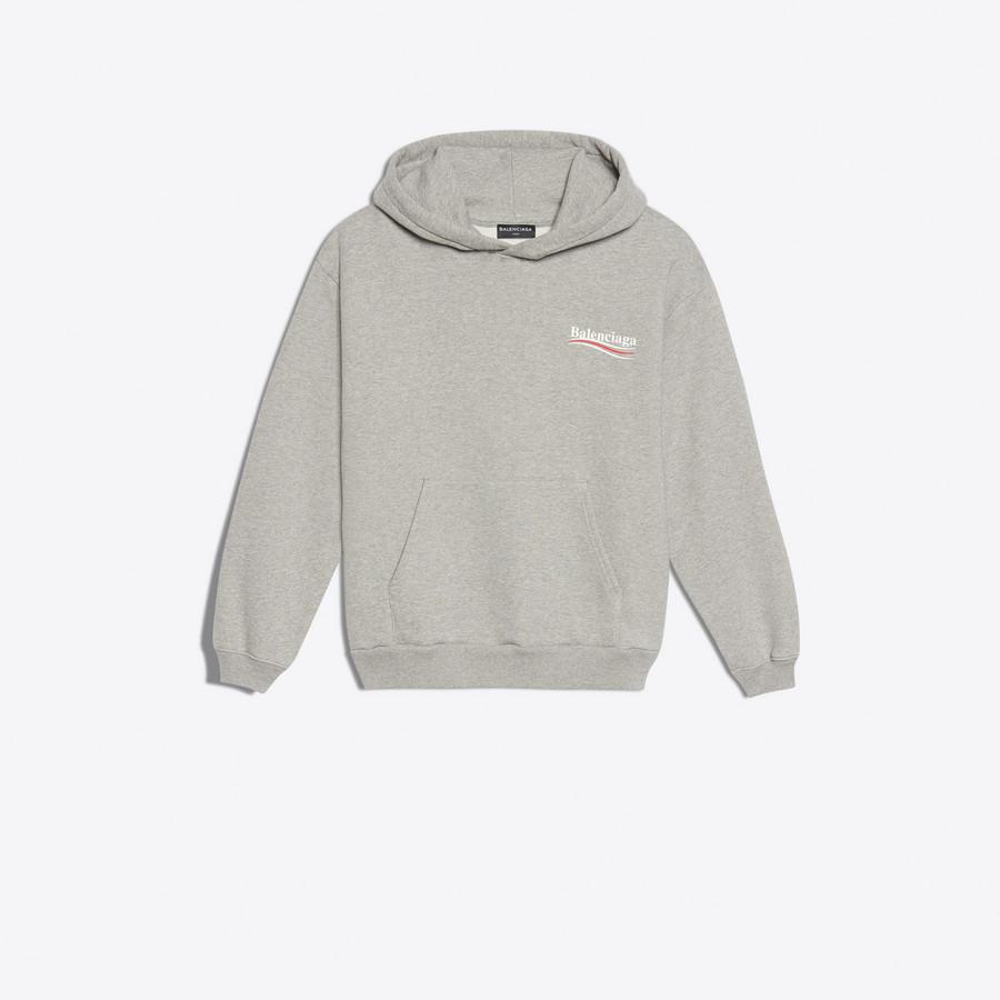 BALENCIAGA Kids - Hoodie Sweater 'Balenciaga' SWEATER E f