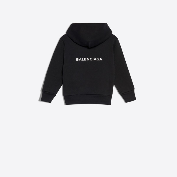 BALENCIAGA KIDS SWEATER E Kids - Hoodie Sweater 'Think Big' h