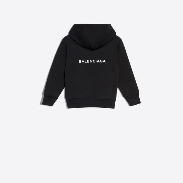 BALENCIAGA SWEATER E Kids - Hoodie Sweater 'Think Big' h