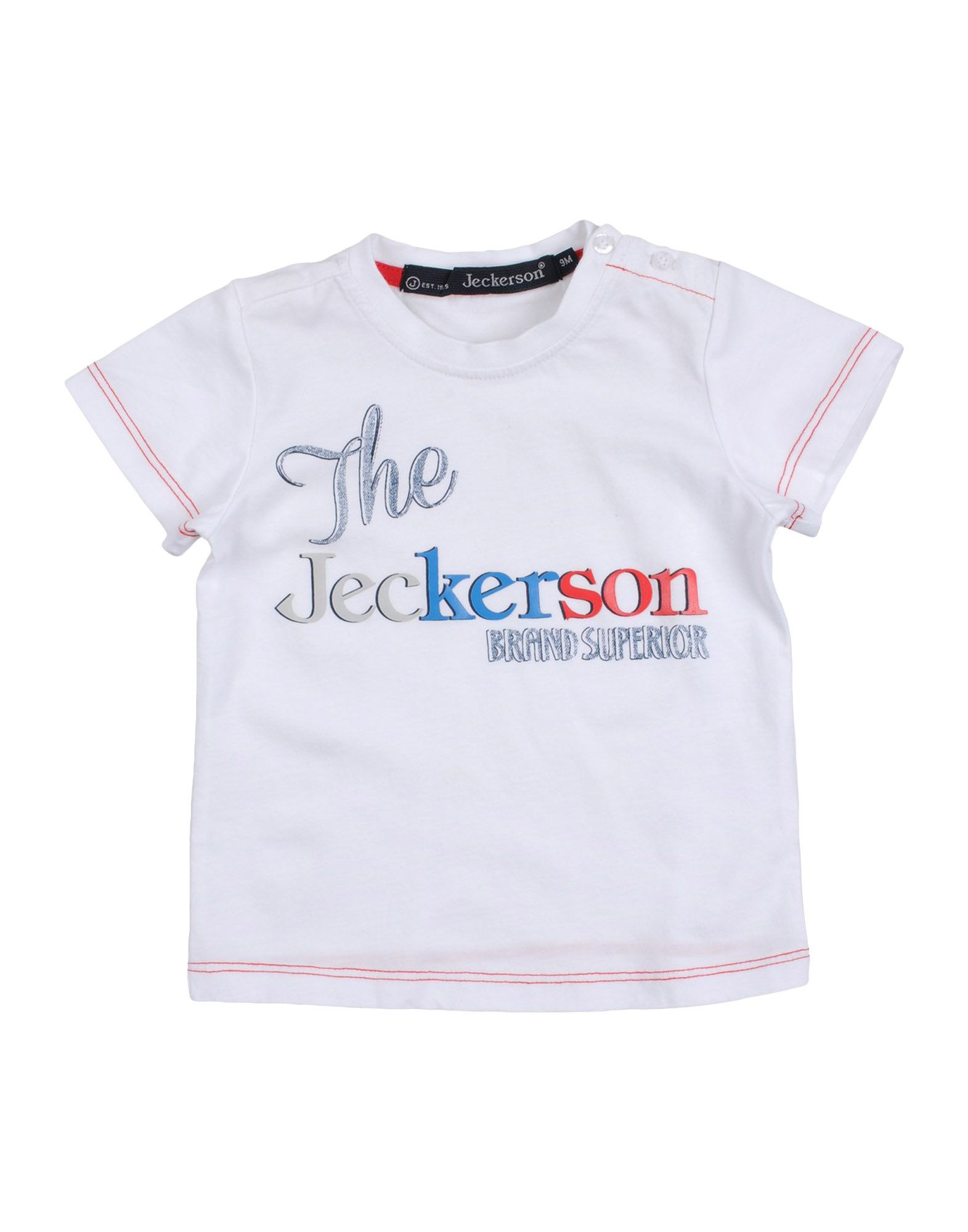 JECKERSON   JECKERSON T-shirts   Goxip
