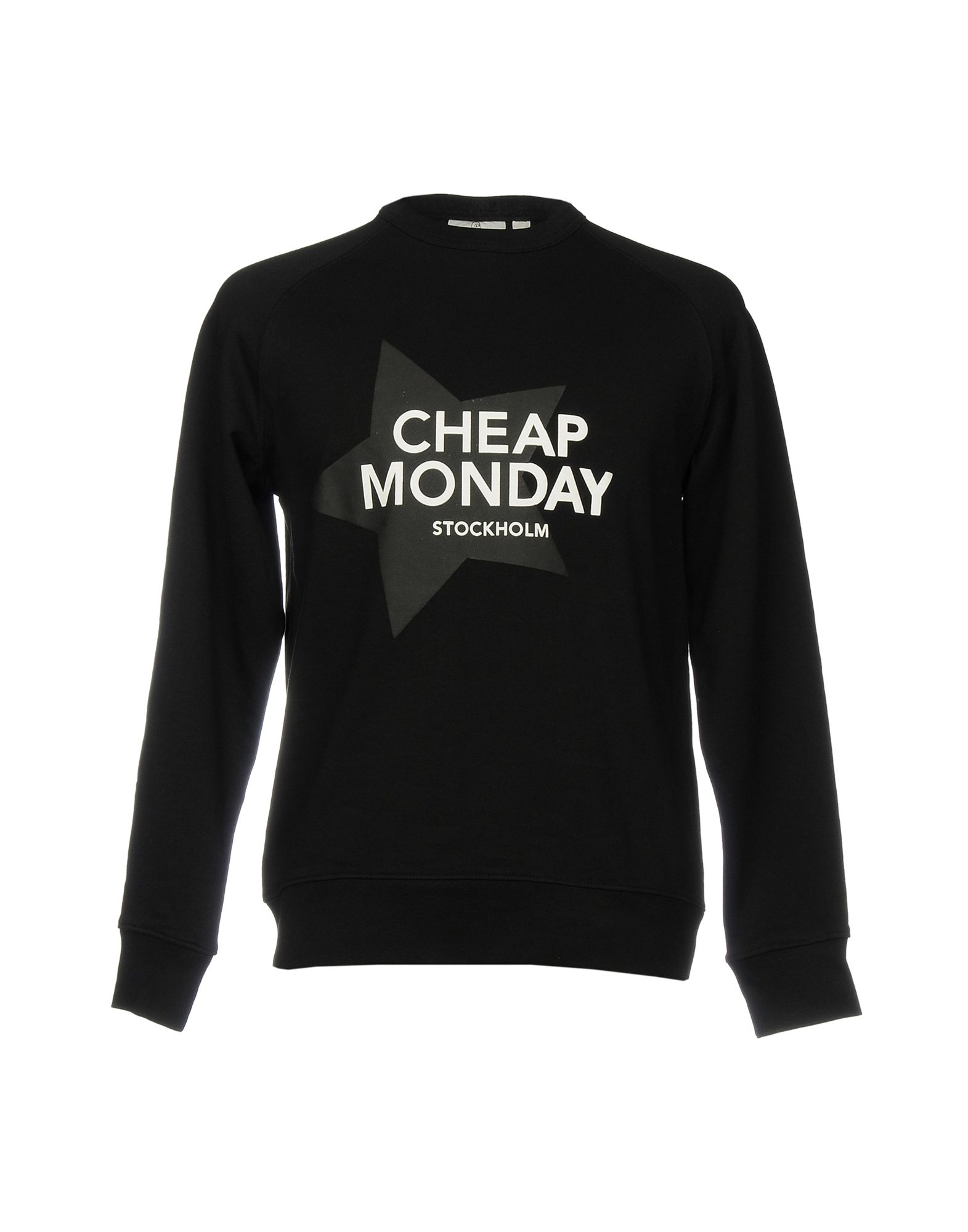 CHEAP MONDAY Толстовка толстовка cheap monday 512981 black