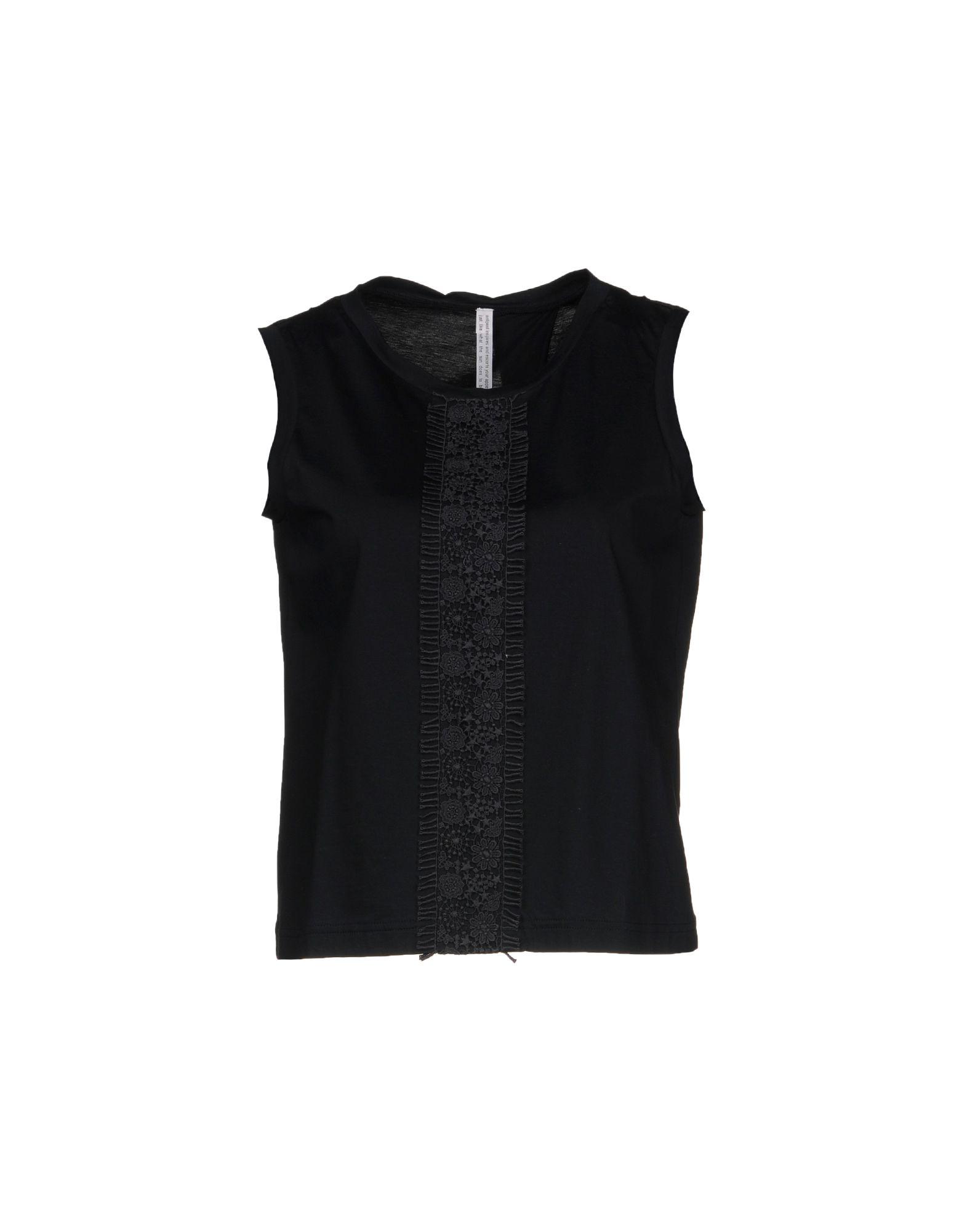 ANTIPAST T-Shirt in Black