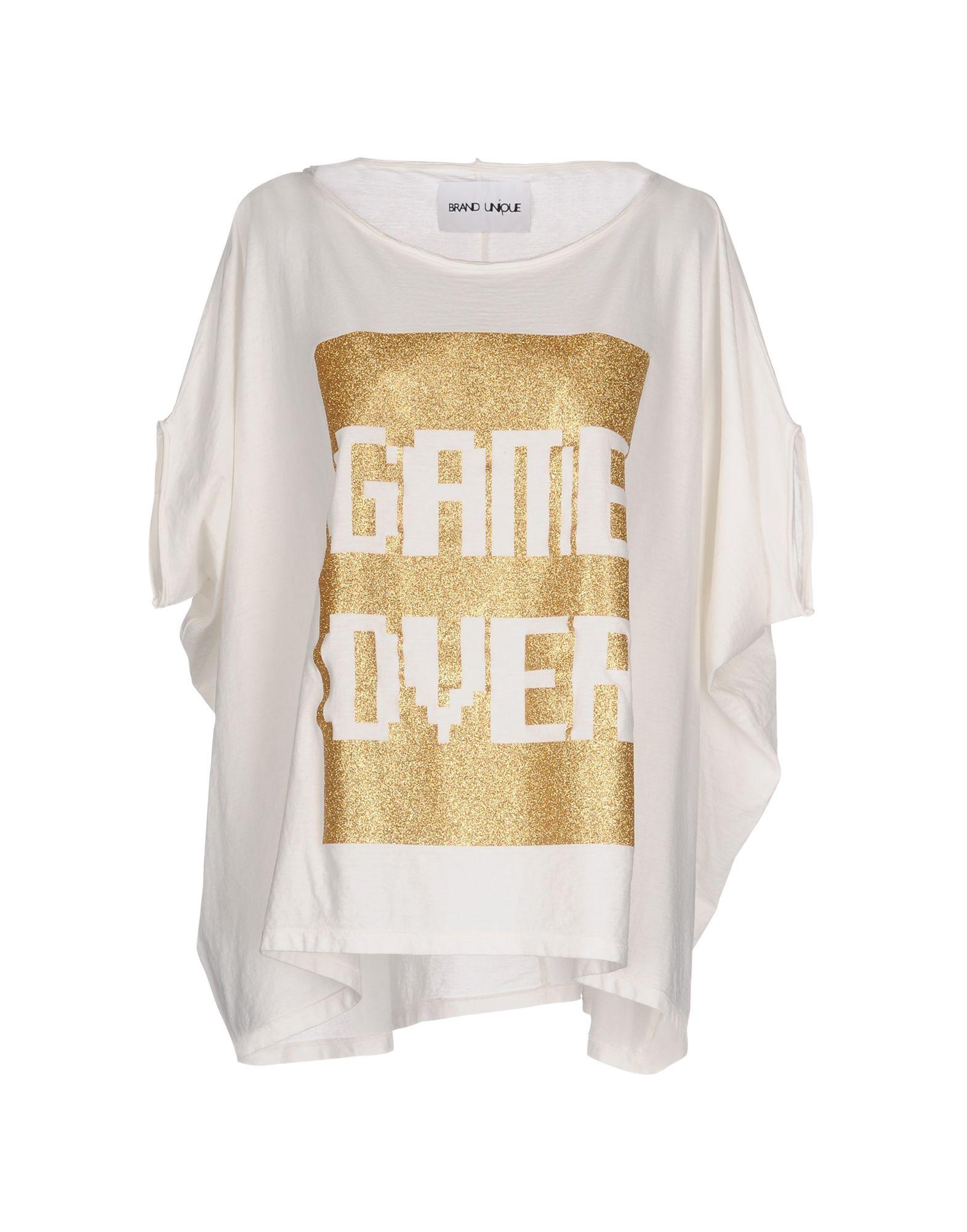 BRAND UNIQUE Футболка brand unique блузка