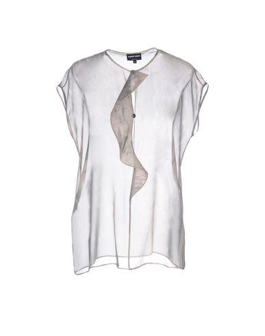Купить Женскую блузку  серого цвета