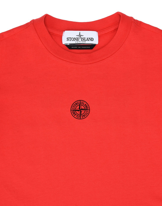 12139697ih - Polo - T-Shirts STONE ISLAND JUNIOR