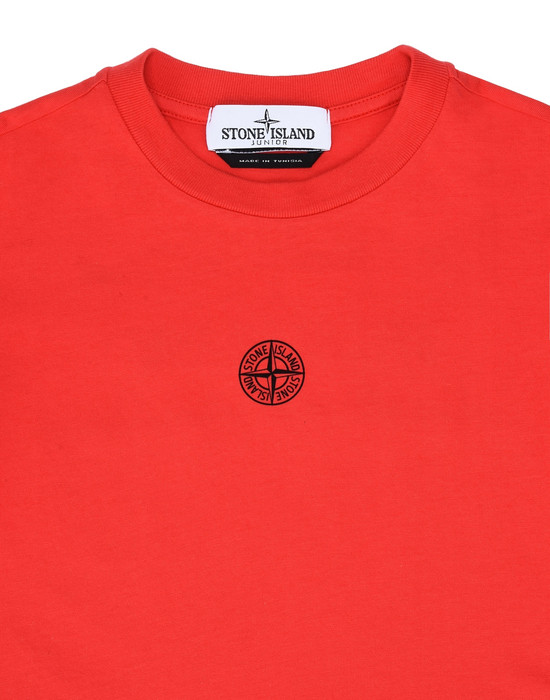 12139699mx - Polo - T-Shirts STONE ISLAND JUNIOR