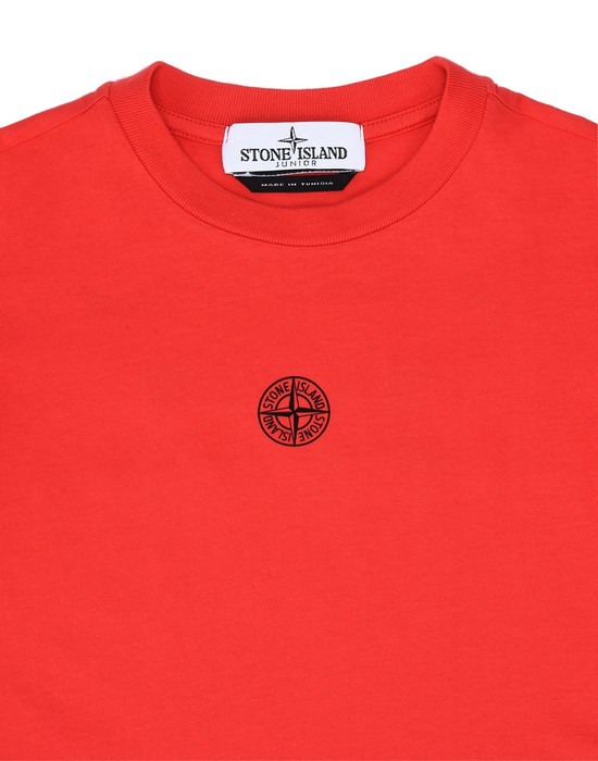 12139700hc - Polo - T-Shirts STONE ISLAND JUNIOR