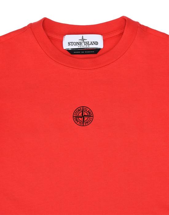 12139700hc - Polo - T-Shirts STONE ISLAND JUNIOR