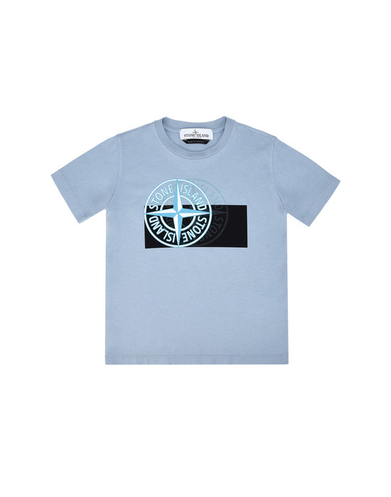 12139704ej - Polo - T-Shirts STONE ISLAND JUNIOR