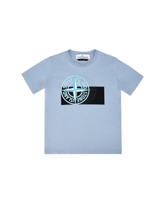12139704ej - Polos - T-Shirts STONE ISLAND JUNIOR