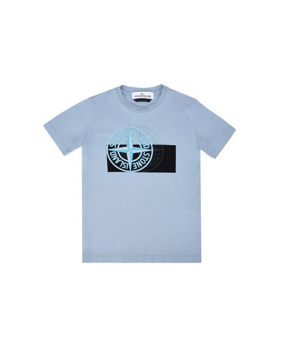 반소매 티셔츠 21952 STONE ISLAND JUNIOR - 0