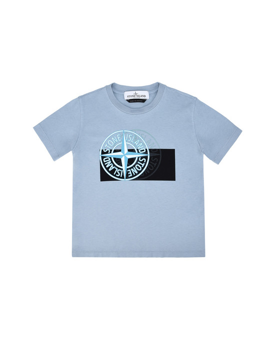 12139710iw - Polo - T-Shirts STONE ISLAND JUNIOR