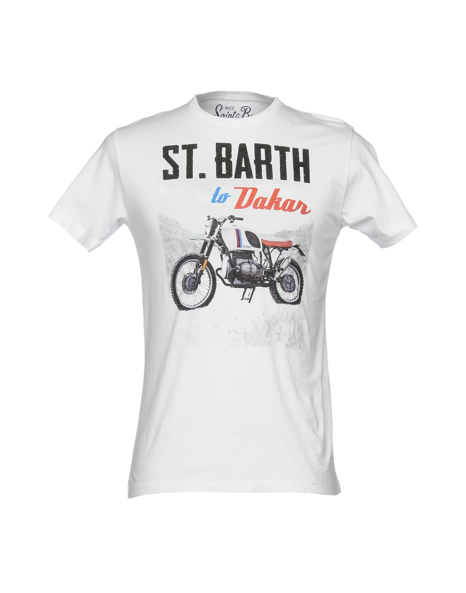 MC2 SAINT BARTH Футболка лиф mc2 saint barth mc2 saint barth mc006ewqry36
