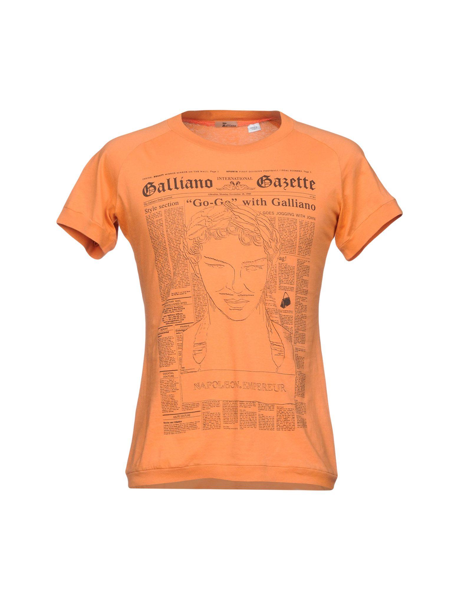 JOHN GALLIANO Футболка john galliano underwear футболка