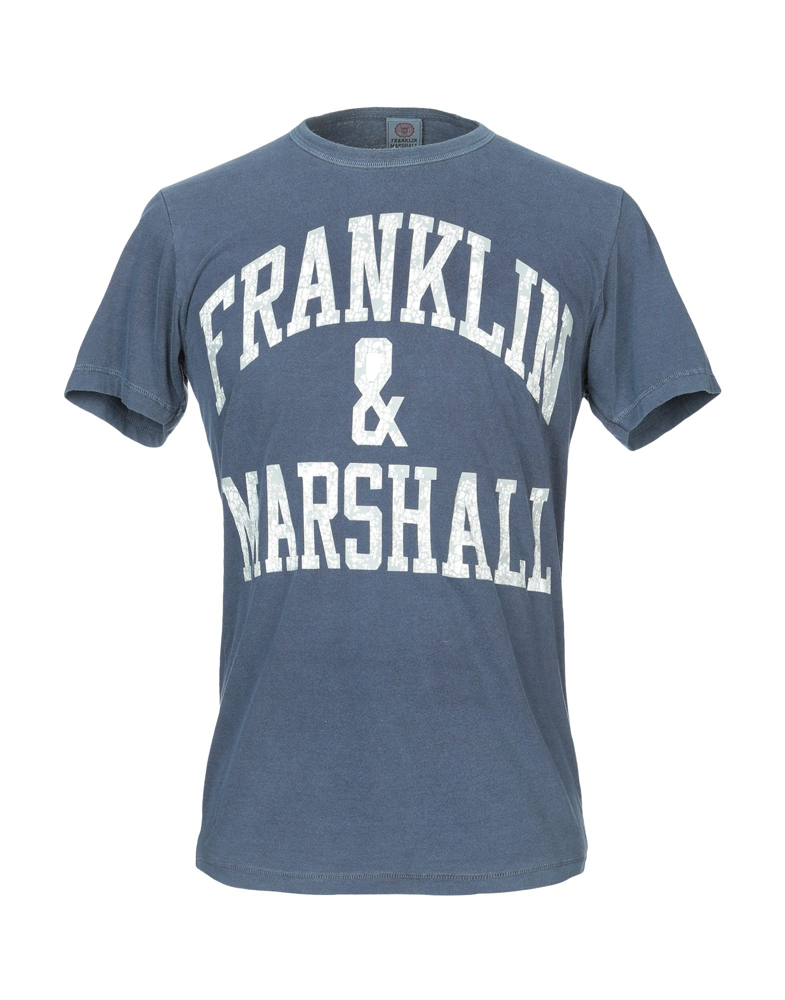 FRANKLIN & MARSHALL Футболка насос franklin electric