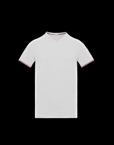 T-SHIRT Ivory Category T-shirts Man