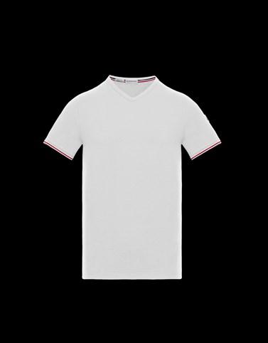 T-SHIRT Ivory Polos & T-Shirts Man