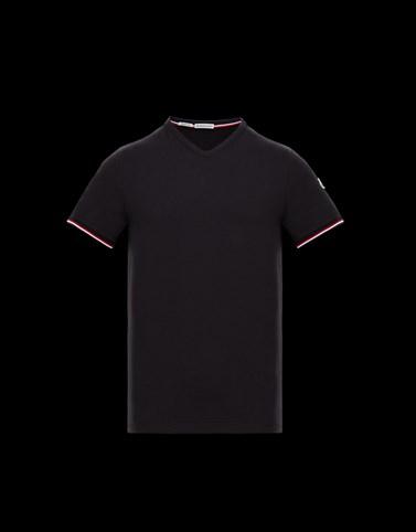 T-SHIRT Schwarz Kategorie T-shirts Herren