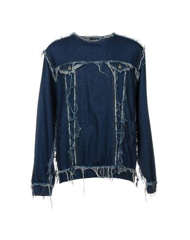 Джинсовая рубашка от ANDREA CREWS