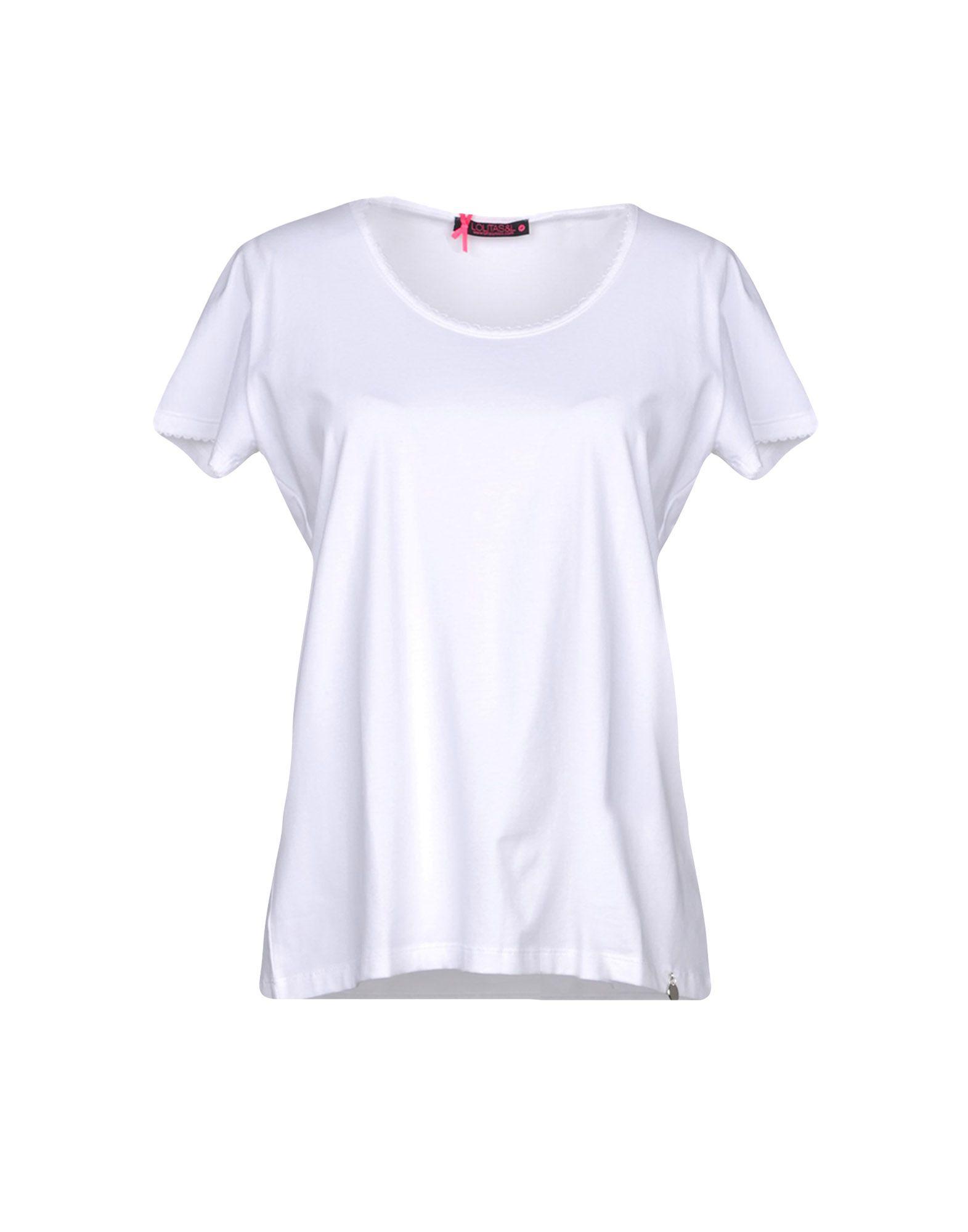 LOLITAS & L Футболка l agence футболка