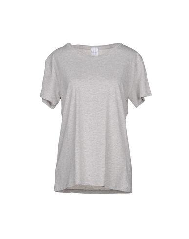 Купить Женскую футболку BICOLORE® светло-серого цвета