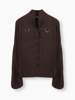 Saharienne blouse