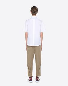 Short-sleeve VLTN couture shirt