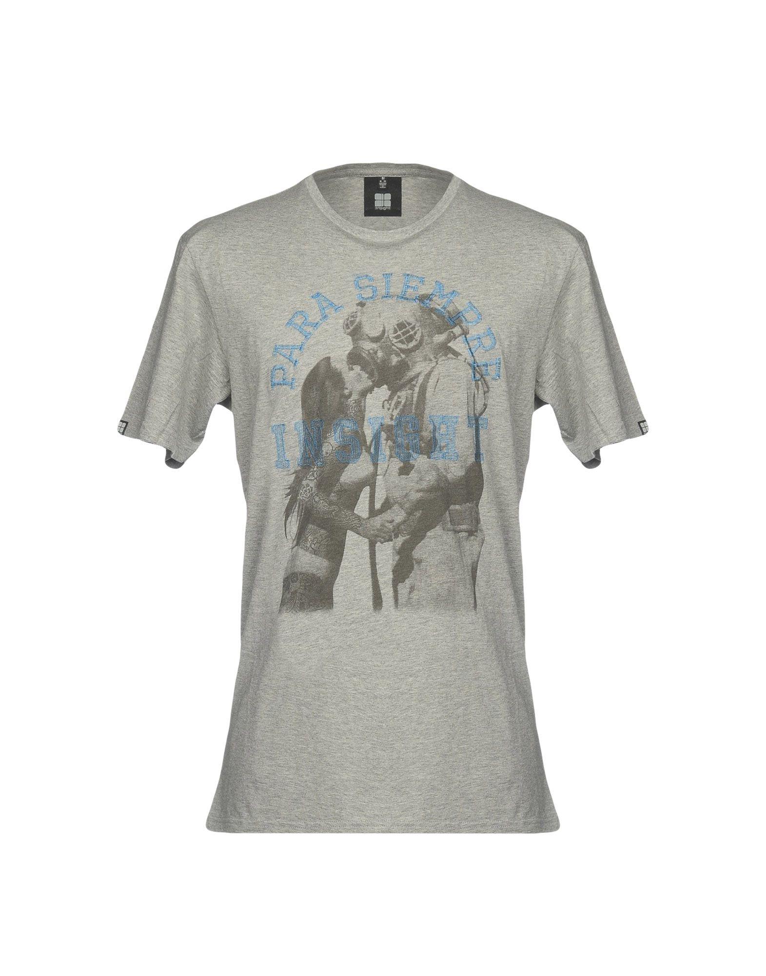 0051 INSIGHT Футболка футболка insight женская charcoal marle grey 1131873