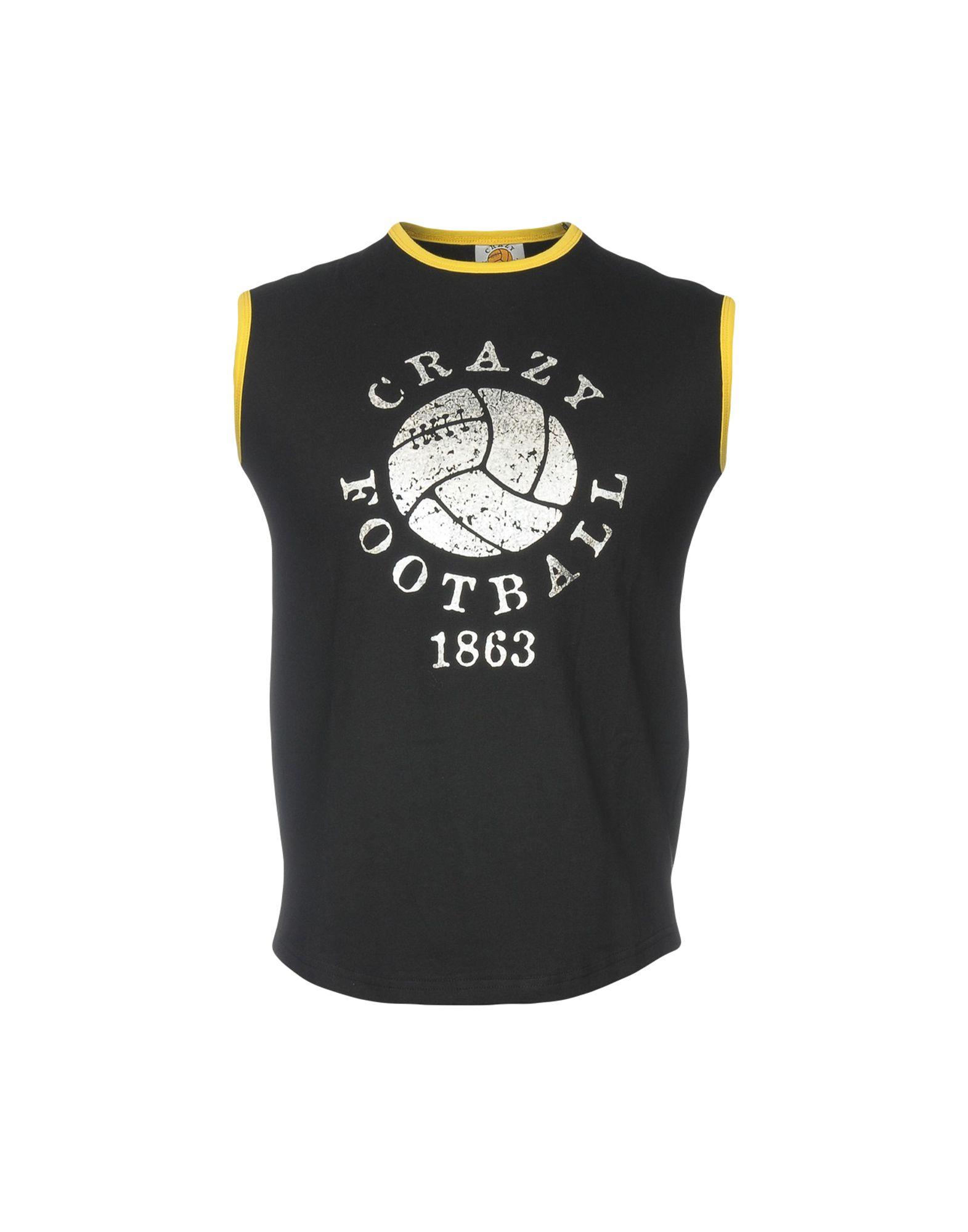 CRAZY FOOTBALL Футболка crazy club
