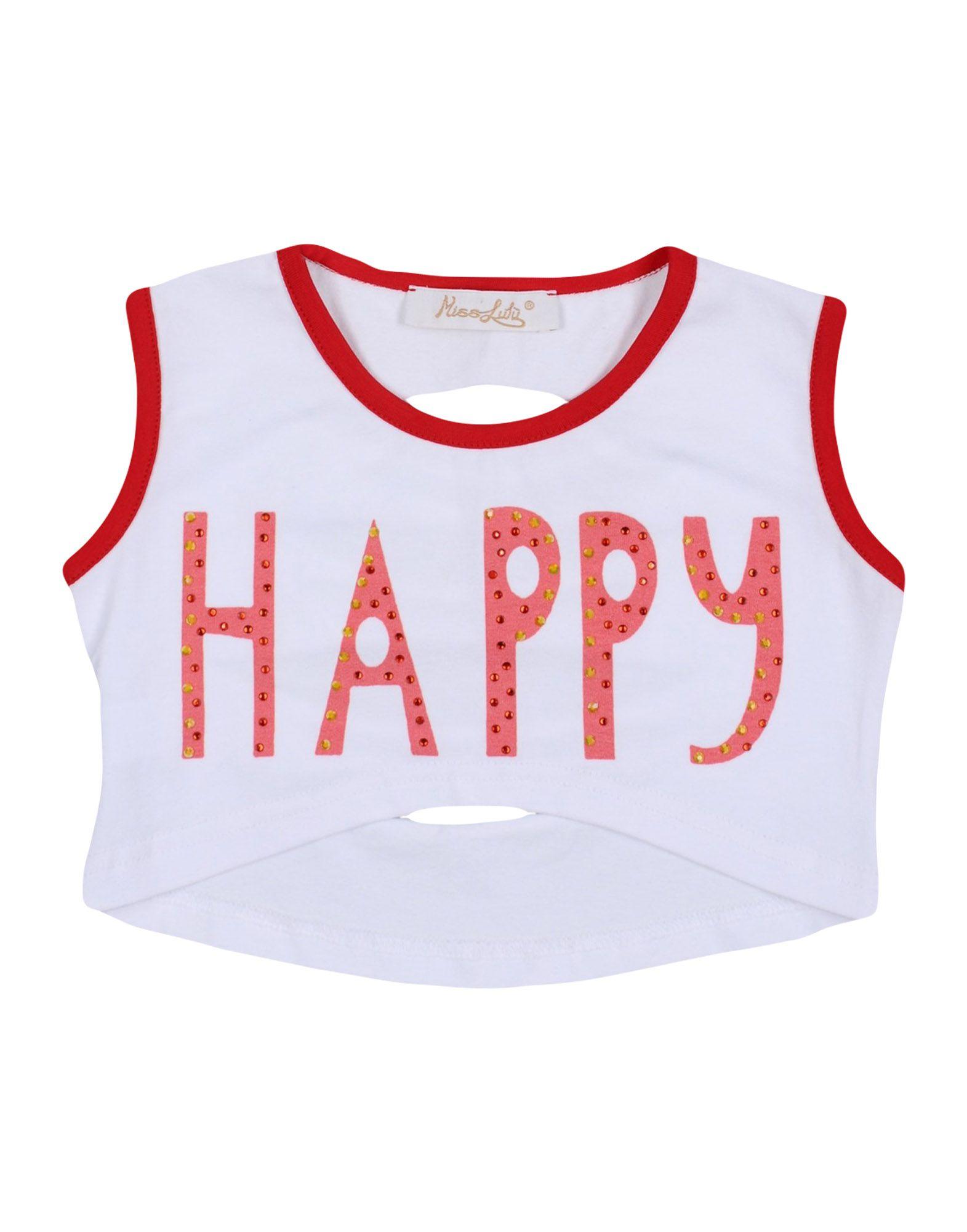 MISS LULÙ | MISS LULÙ T-shirts 12143780 | Goxip