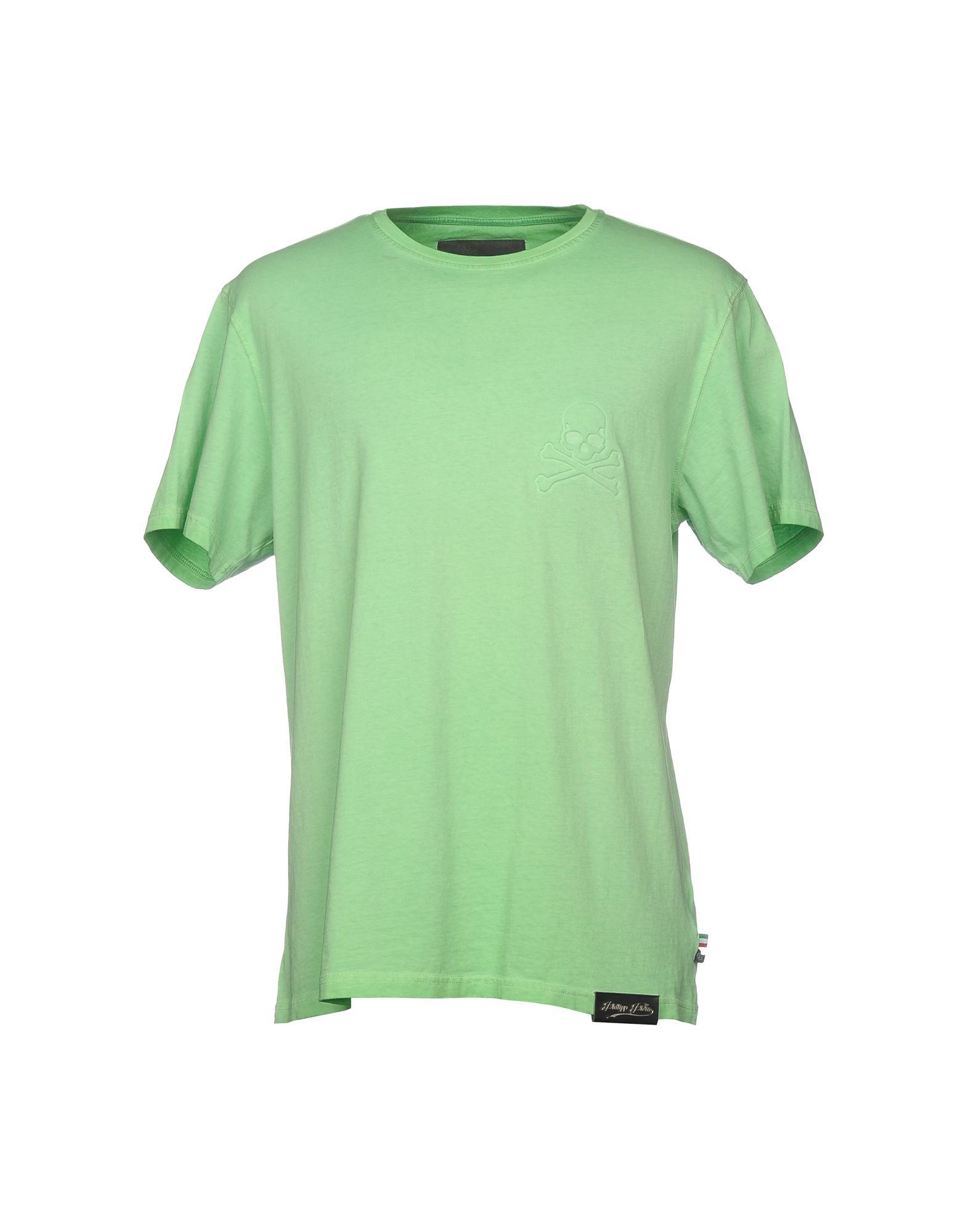 PHILIPP PLEIN Футболка philipp plein контрастная футболка