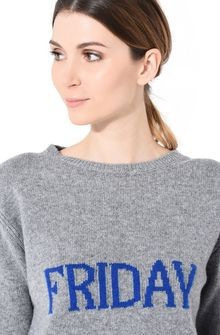 ALBERTA FERRETTI Friday pastel sweater KNITWEAR Woman a