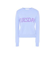 ALBERTA FERRETTI Tuesday pastel sweater KNITWEAR Woman e