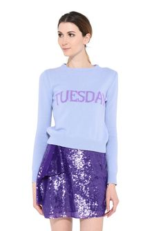 ALBERTA FERRETTI Tuesday pastel sweater KNITWEAR Woman r