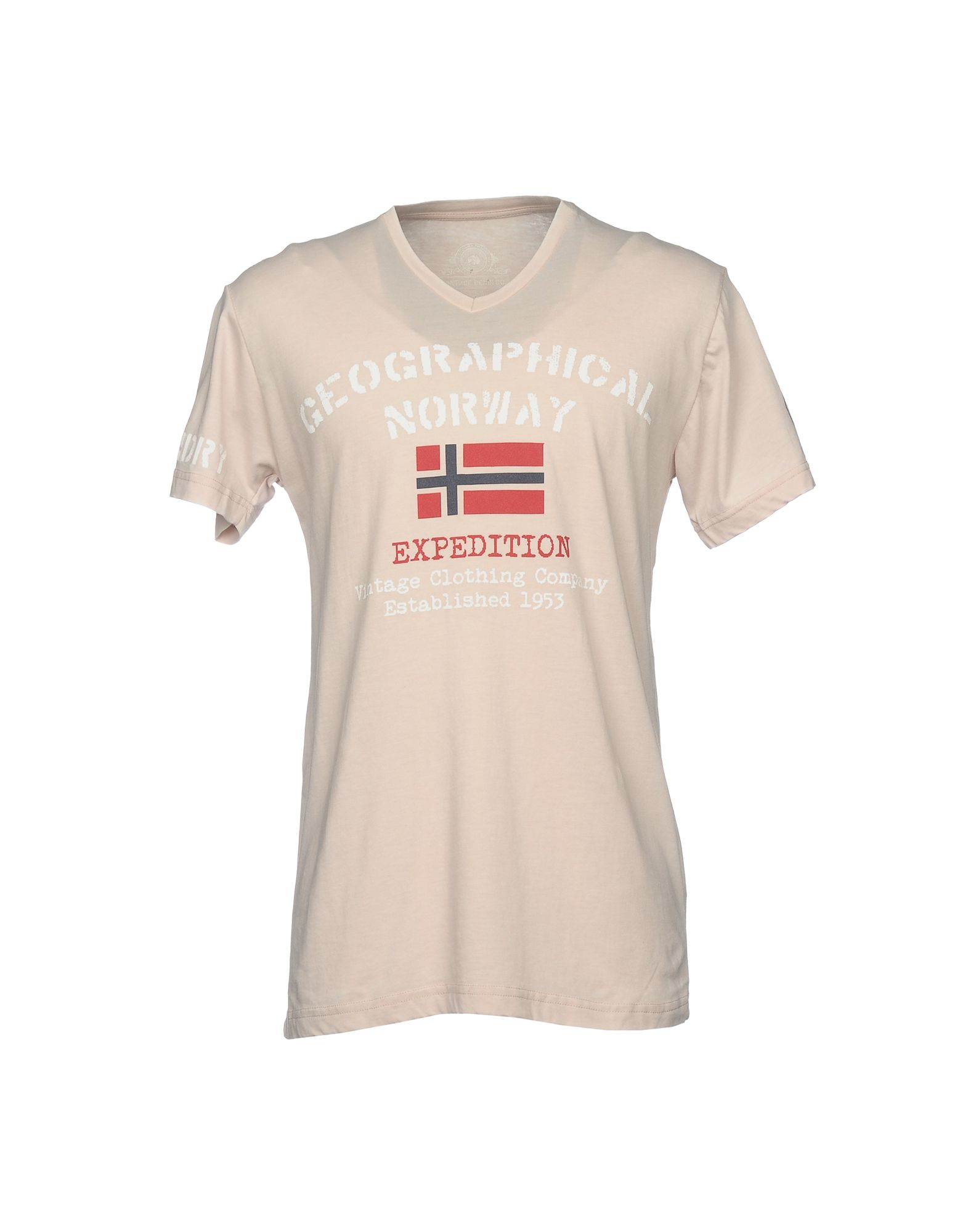GEOGRAPHICAL NORWAY Футболка